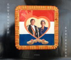 Koningsdag - ДР короля Голландии. price 17.00 euros