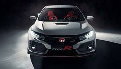 New Honda Civic Type-R Resmi Launching di Geneva Motor Show 2017 Swiss. All New Honda Civic Type-R tampil dalam versi produksi massal