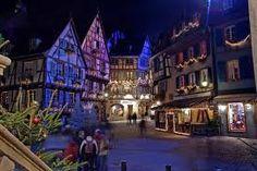 Colmar, France  European tour 2005