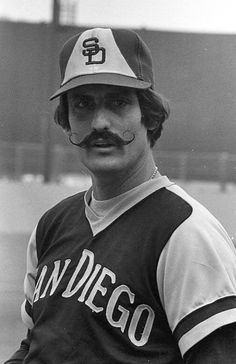 Rollie Fingers - San Diego Padres - Daniel and Blake swear their MLB allegiances to the San Diego Padres!