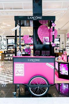 """Résultat de recherche d'images pour """"lancome paris retail"""""""