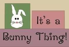 free primitive stencils | Primitive Blocks STENCIL~It's a Bunny Thing!~Peter Rabbit Welcome ...