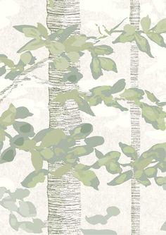 Bosky Wide Width Wallpapers