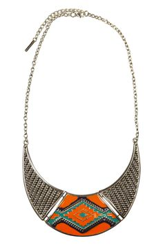 Aztec necklace from birdsnest