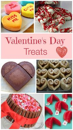 Fun Valentines Day Treats!