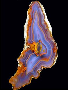 Mineralesque - ifuckingloveminerals:   Agate  Chihuahua, Mexico