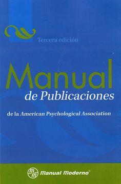 :: gandhi :: MANUAL DE PUBLICACIONES DE LA APA 2010: MANUAL