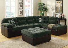 50530 Layce Charcoal sectional sofa. Available at Alternative Office Solutions  408-776-2036.