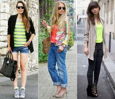 Fashion Friday: Neon para o verão 2014 | CBBlogers