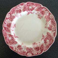 "6 1/4"" round bread & butter plate From NanasCherishedChina on Etsy"