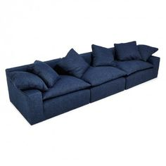 Quick Ship - ABC Home & Planet Pure Relax Sectional