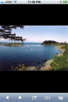 Nanaimo, British Columbia.  A beautiful place to visit.