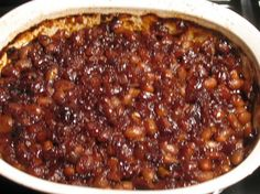 St. James Baked Beans. Photo by artemus49