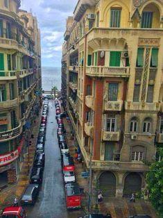 Alexandria Egypt.