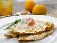 Ein köstliches Rezept für Marmeladen Palatschinken findet ihr bei ichkoche.at