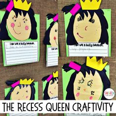 The Recess Queen Back to School Read Aloud - Smitten with First