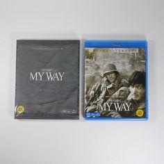 My Way Blu-ray [Korea First Press Edition, O-Ring Cover, 1Disc] Je-kyu Kang 2011