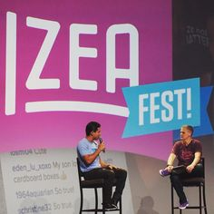 #BloggersGetSocial is at #IZEAFest! Listening to Mario Lopez and @tedmurphy chat about celebrity sponsorships!