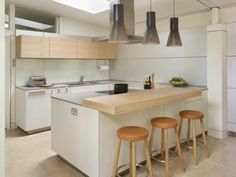 Light-filled family living #bulthaup #kitchenarchitecture #kitchens
