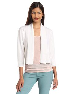 84c0c7d699e5 Calvin Klein Women s Shrug Sweater Review White Sweaters