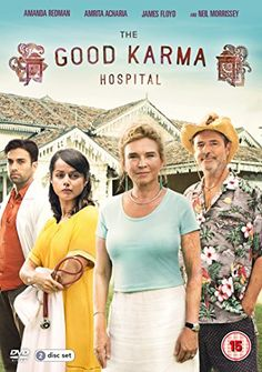 The Good Karma Hospital Dvd) [Edizione: Regno Unito] [Import anglais] Tv Series 2017, Tv Series Online, Hbo Series, Doctors Tv Series, Karma, Amanda Redman, Hospital Series, Junior Doctor, Uk Tv