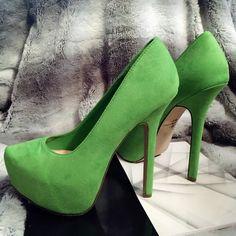 Pump shoes Cute color. Size 5 and half. No trade. No refund. Breckelles Shoes Heels