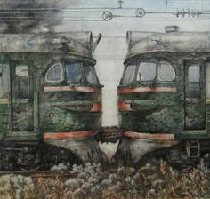 Любовь 2011г. бумага, акварель,карандаш  60х80  (проект 10 лет Намасте).