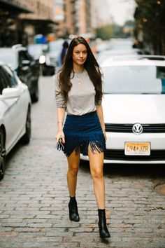 4e96e713ca1e The Best Street Style Coming Out of New York Fashion Week