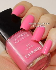 Chanel Melrose 267, Robertson Boulevard coll. summer 2008 swatches