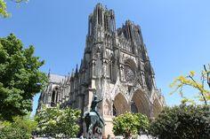 La cathédrale Notre-Dame de Reims   Ville de Reims : Site officiel