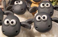 'Shaun the Sheep Movie' Opening is Baaaaa-d Shaun The Sheep, Stop Motion, Nostalgia, Animation, Cool Stuff, Movies, Mesas, Sheep, Films
