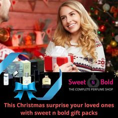 This Christmas gift some perfumes to your loved ones as SweetNBold is offering it at a discounted price. Click on the link www.sweetnbold.com/mens-gift-sets and grab it soon before the offer ends on 23 December.  #onlineshopping #USA #brand #sale #discountedprice #cologne #men #scent #fragnance #women #perfume #christmas