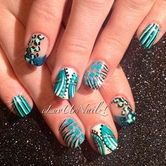 Turn up the Turquoise! Luvin how these came out!
