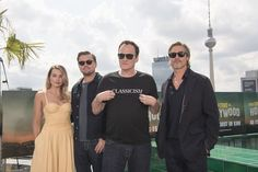 """Quentin Tarantino Won't Recut """"Once Upon a Time in Hollywood"""" For China - InsideHook"""