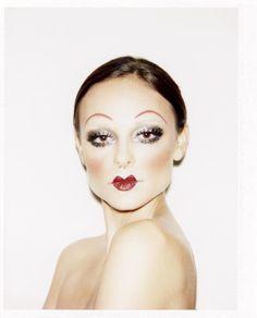 Punk Cabaret makeup idea