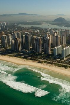 Brazil, in October. Meeting interesting people doing inspiring things in amazing locations.