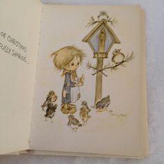 1971 Hallmark Betsy Clark Little Book by LadyLindaLou on Etsy