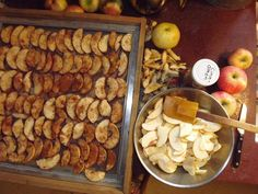 cinnamon apples.... Mmmmm!!!