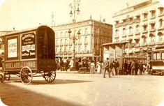 Historia y Genealogía: Fotos de Madrid. Tomadas de la coleccion de la página Fotos con Historia.