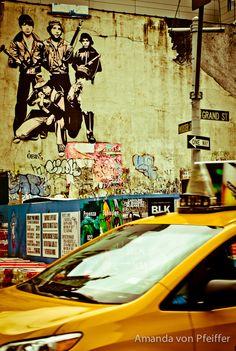 soho street art | nyc