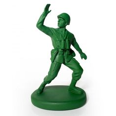 Win the war against wind prone slamming doors when you keep one of these cool new Green Army Man Door Stops on guard. Imprimibles Toy Story Gratis, Mighty Power Rangers, Green Army Men, Home Guard, Toy Soldiers, Home Kitchens, Man Cave, Home Accessories, At Least