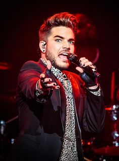 Photo Gallery: Adam Lambert performs at The Joint at Hard Rock Hotel & Casino (Photo credit: © Erik Kabik/ www.ErikKabik.com).