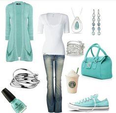 Sencilla, cómoda y con estilo!:-)