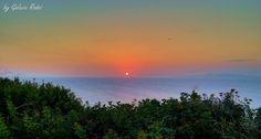 sunset - Rhodes Island