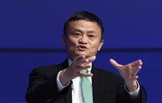 Čínsky miliardár a zakladateľ Alibaby Jack Ma