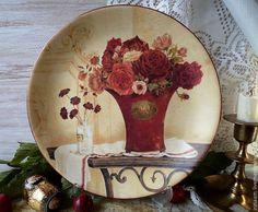 Декоративные тарелки Ирины Амбаровой