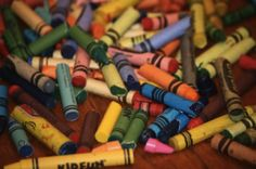 Put those jumbo pencils and crayons away! They are not better for fine motor skills.  Want to read this later