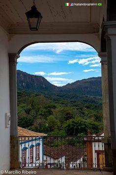 #Tiradentes (MG) - Panorama Foto: Marcílio Ribeiro www.italianobrasileiro.com