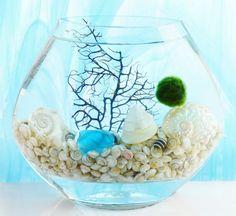 Marimo Moss Ball  Japanese Moss Ball by BeachCottageBoutique, $32.00