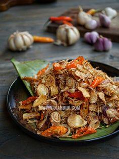 Sambal Mbeh Bali - Blog Diah Didi berisi resep masakan praktis yang mudah dipraktekkan di rumah.